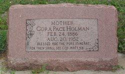 Cora <i>Pace</i> Holman