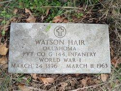 Watson Hair