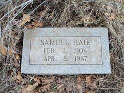 Samuel Hair
