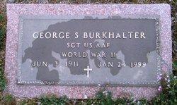 George Smith Burkhalter