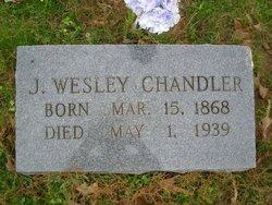 J Wesley Chandler