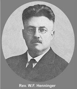 Rev. Walter F. Henninger