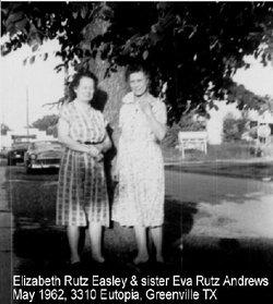 Eva Lena <i>Rutz</i> Andrews