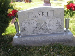 Eyloe Virginia <i>Matzka</i> Hart