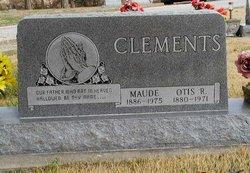 Maude Mandy <i>Moore</i> Clements