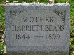 Harriet Hattie <i>Turnbull</i> Beans