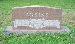 Marjorie Delphia <i>Holland</i> Adkins