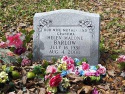 Helen <i>Malone</i> Barlow