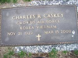 Charles R Caskey