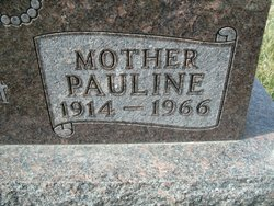Pauline <i>Hallman</i> Cenek