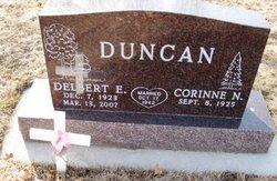 Delbert E Duncan