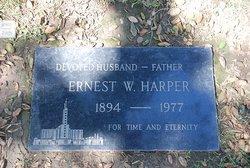 Ernest Weston Harper