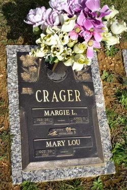 Margie Lee <i>Deskins</i> Crager