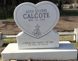 Ann Stevens Calcote