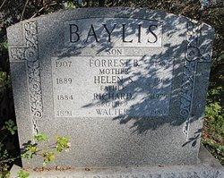 Helen S. <i>Brooks</i> Baylis
