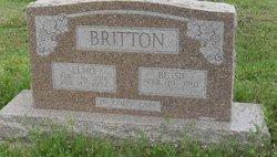 Bessie Sevilla <i>Anderson</i> Britton