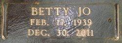 Elizabeth Josephine Betty Jo <i>Mathena</i> Coghlan