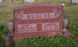 Henry Charles Carl Rusche