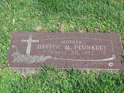 Hester <i>Boylan</i> Plunkett