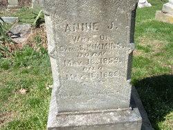 Annie Jane <i>Clark</i> Kimmins