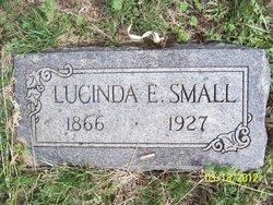 Lucinda Ellen <i>Rhoades</i> Small