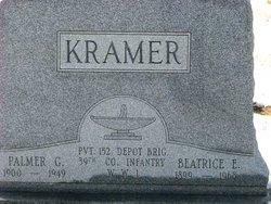 Beatrice E. <i>Mutchler</i> Kramer