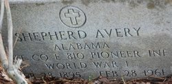 Shephard Avery