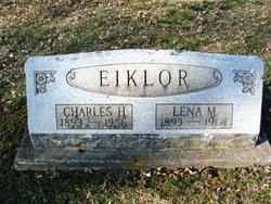 Lena Martha <i>Goodenow</i> Eiklor