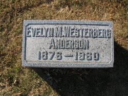 Eveline M <i>Samson</i> Anderson