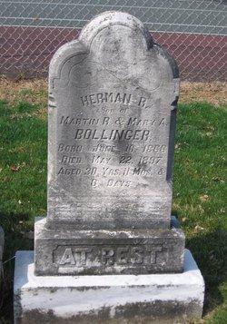 Herman R Bollinger