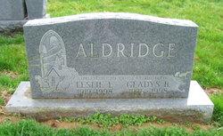 Gladys <i>Bishop</i> Aldridge