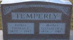 Thomas Ellsworth Temperly