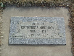 Katherine Taylor <i>Hutchings</i> Hadlock