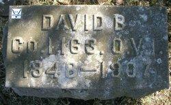 David B Goodmon