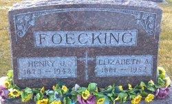 Henry John Foecking
