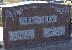 Adele Kathryn <i>Foecking</i> Temperly