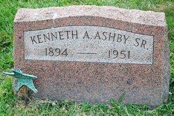 Kenneth A Ashby, Sr