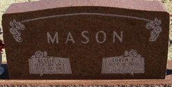 Bessie Louise <i>Beard</i> Mason