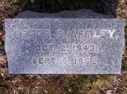 Teter B. Artley