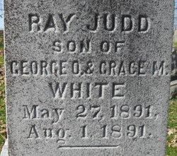 Ray Judd White