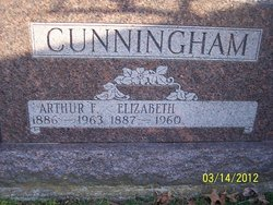 Elizabeth <i>McKinley</i> Cunningham