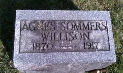 Agnes Sommers Willison