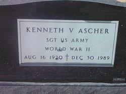 Kenneth V Ascher
