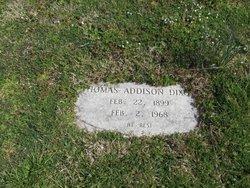 Thomas Addison Dixon