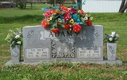 Mildred H Adams