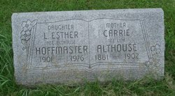 Carrie <i>Link</i> Althouse