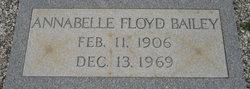 Annabelle <i>Floyd</i> Bailey