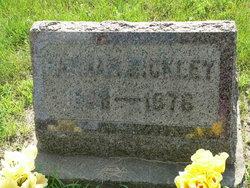 Hannah <i>Hill</i> Bickley