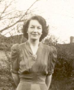 Mrs Tallulah Eulalia Lala <i>Rourke</i> Cox