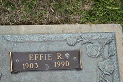 Effie R Roop